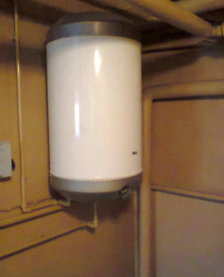 Varmvattenberedare 35 liter