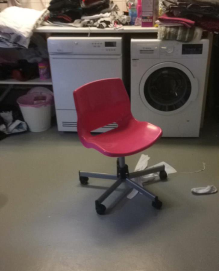 Kontorsstolar till barnrum