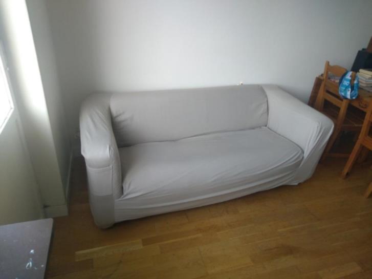 Sofa Klippan IKEA gullmarsplan