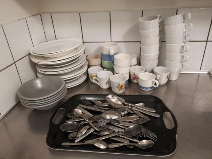 Olika sorts för köket