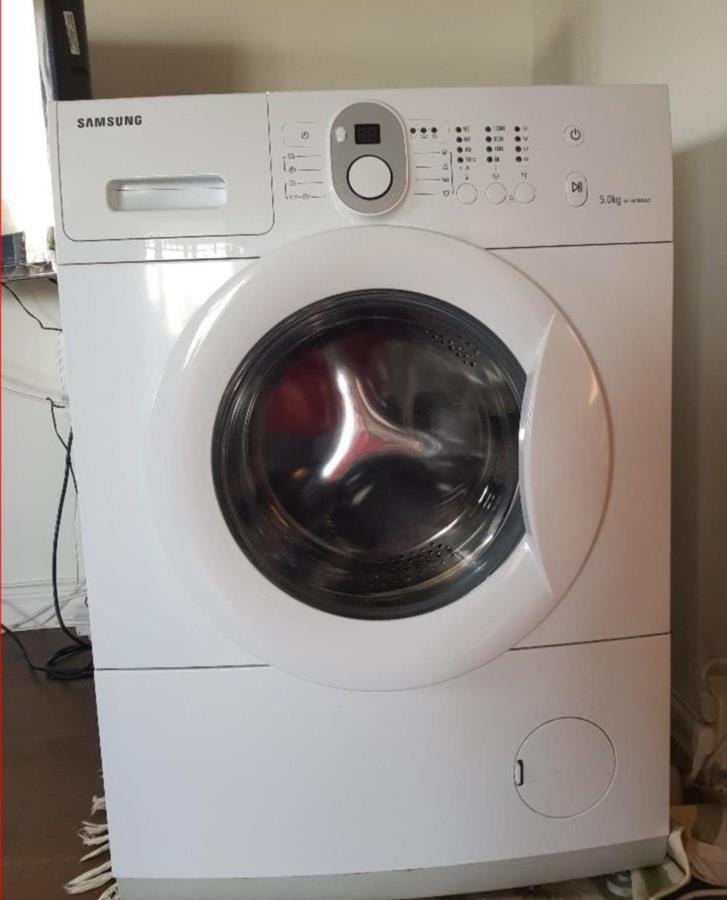 Tvättmaskin