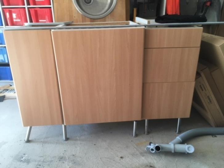 Ikea köksstommar