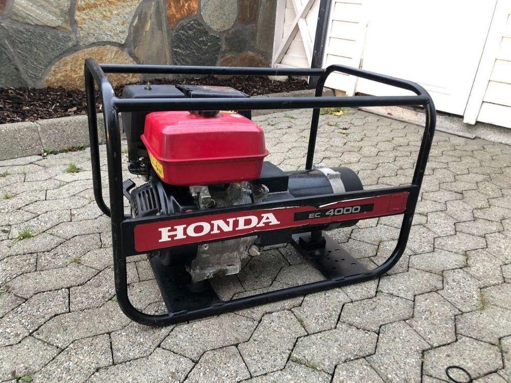 Honda EC 4000