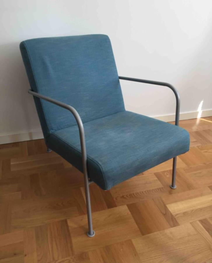 Fåtölj Ikea PS bortskänkes | Stockholm