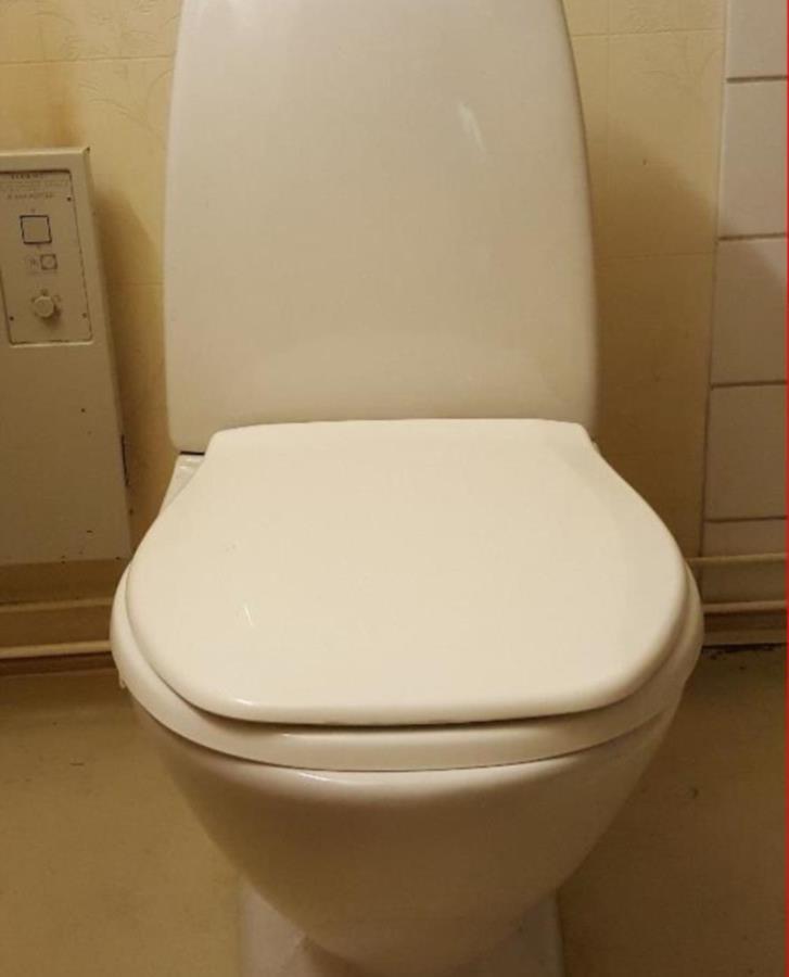 Tvättställ, toastol