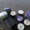 Dvd och cd skivor