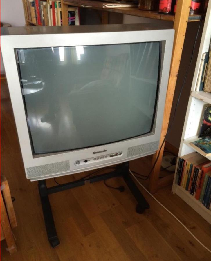 Riktigt gammal TV