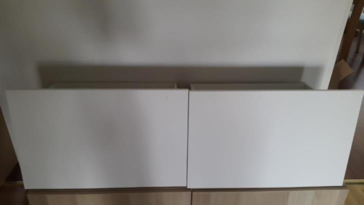 Lådor och fronter till Ikea Bestå