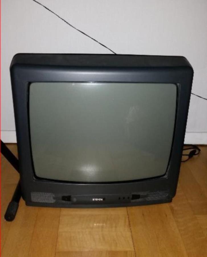 TV 22tums tjockskärm robust