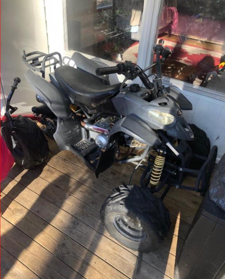 Fyrhjuling ATV 110cc
