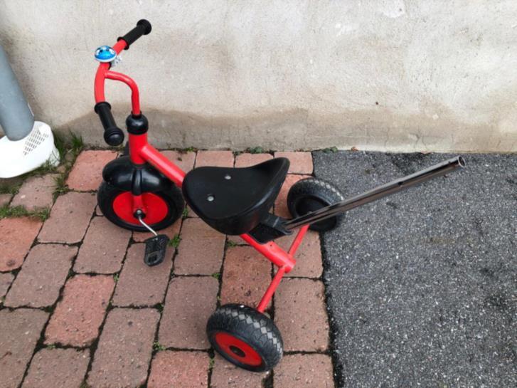 Kettler trehjuling