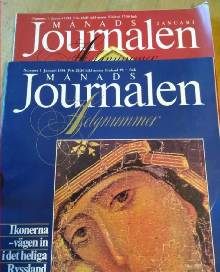 Månadsjournalen 1981-84