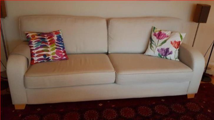 Soffa i fint skick
