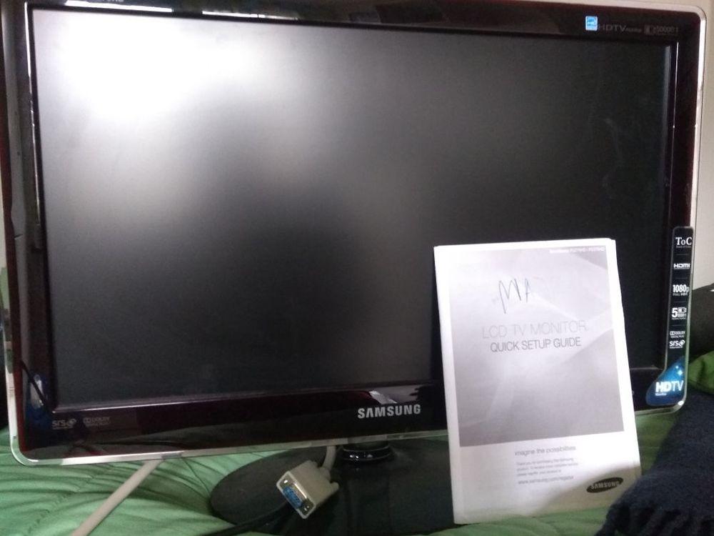TV-Datorskärm