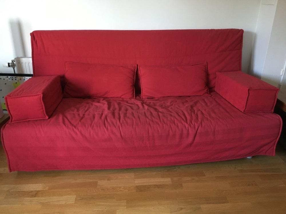 Överdrag till soffa