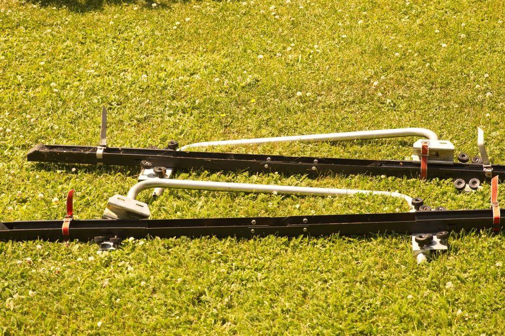 Cykelhållare för takräck