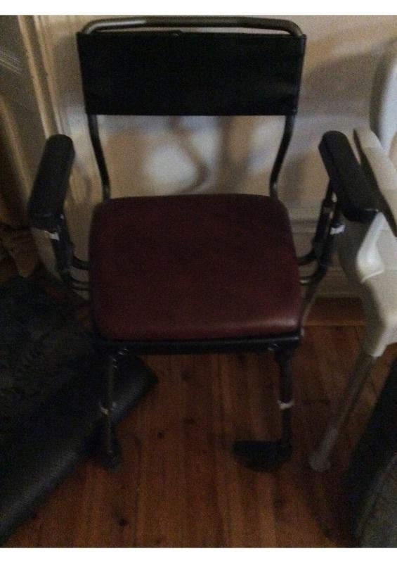 Toalett/ Dusch stol