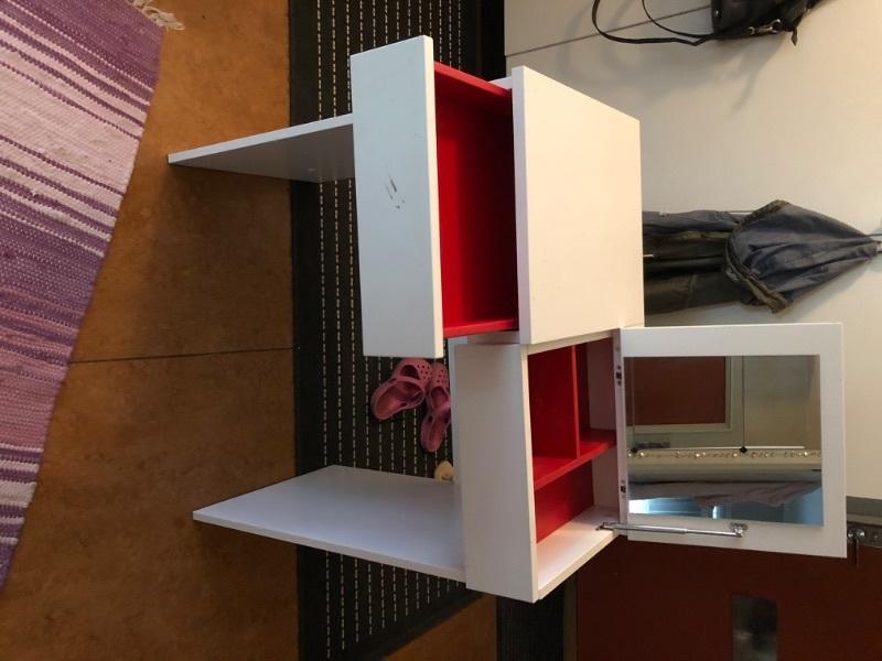 Ikea Brimnes sminkbord