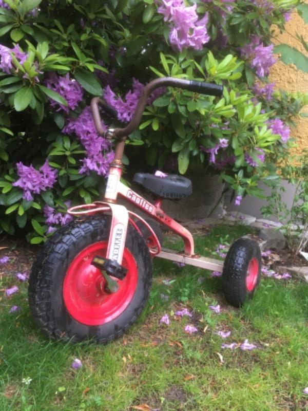 Monstertrehjuling