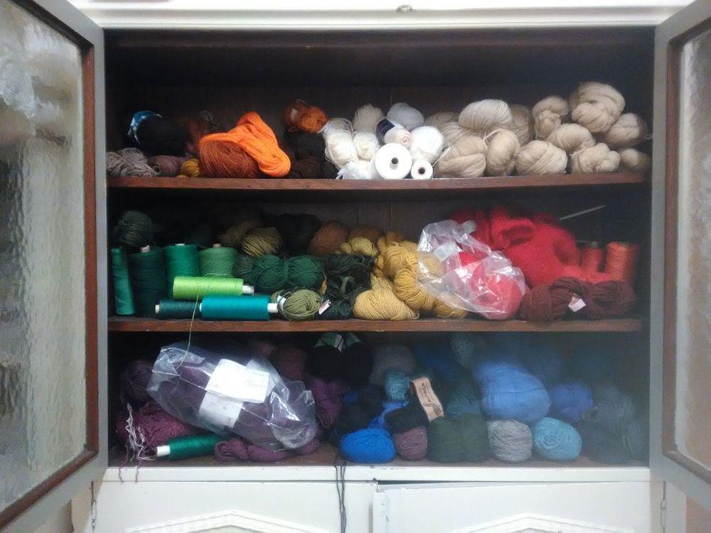 Garn Gardiner Slips&scarvessamling
