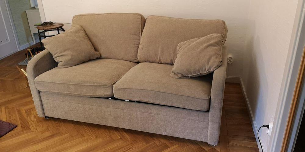 Bäddsoffa från EM möbler