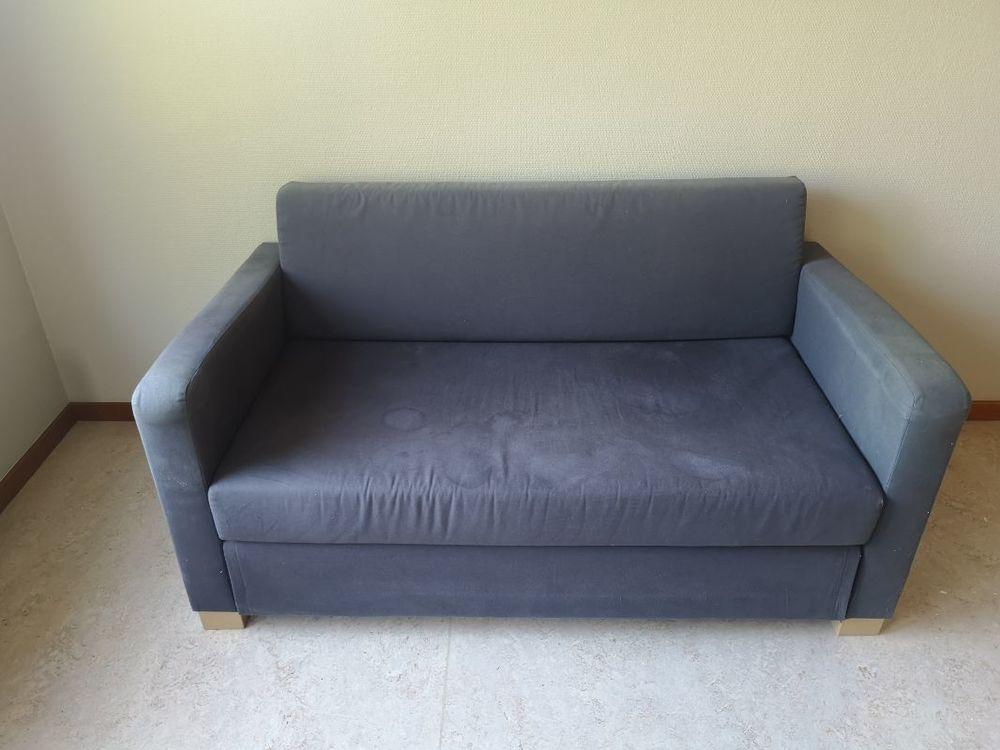 Liten IKEA-soffa