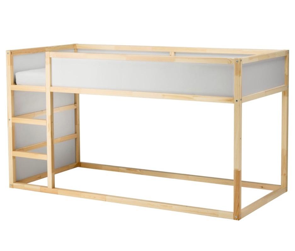 Ikea kura våningssäng, vändbar