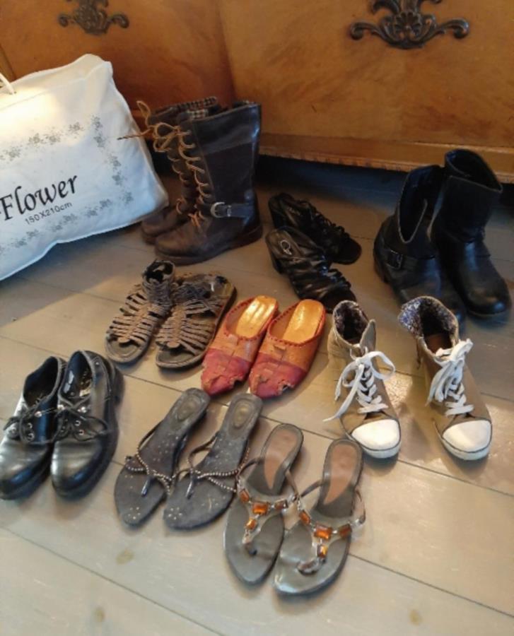 Skor och Täcke