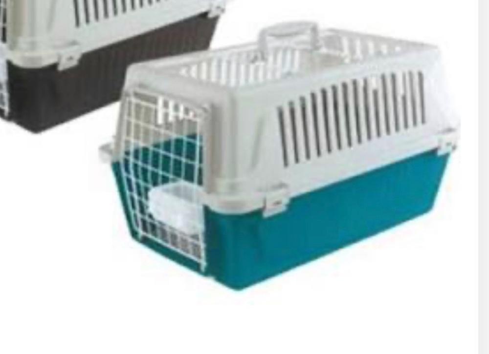 Transportbur katt/kanin