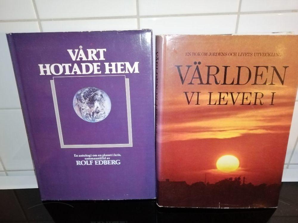 2 större fakta böcker
