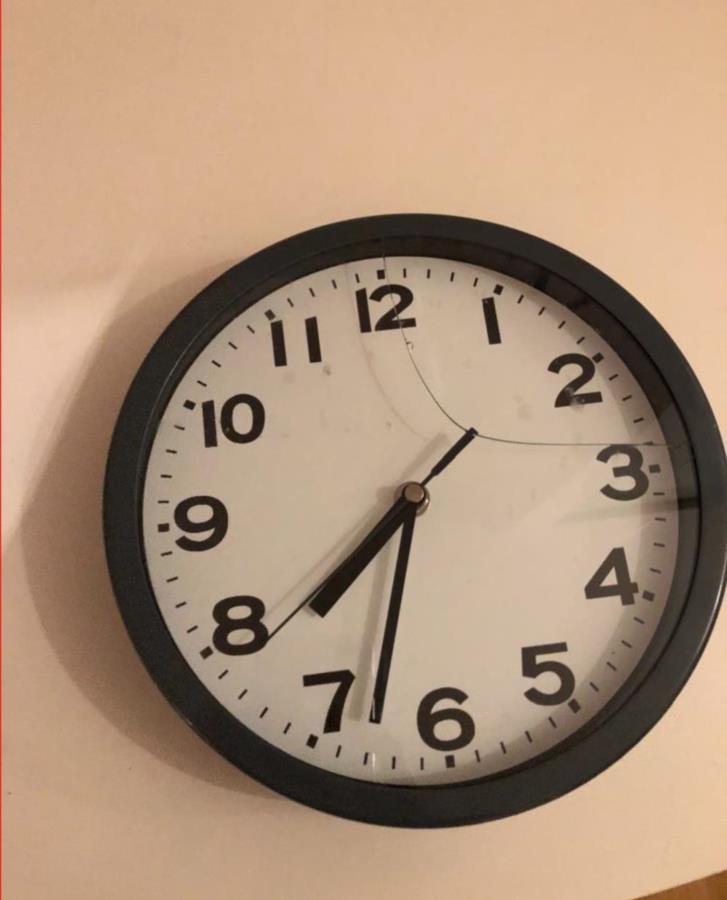 Vägg-klocka