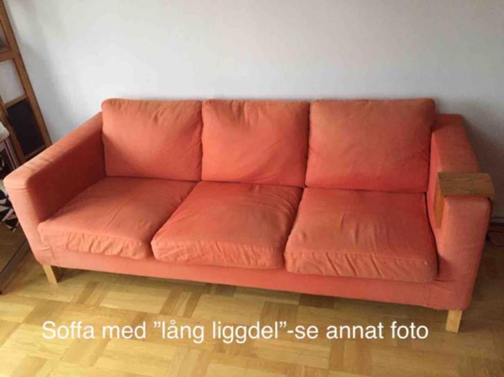 Tresits soffa från Ikea
