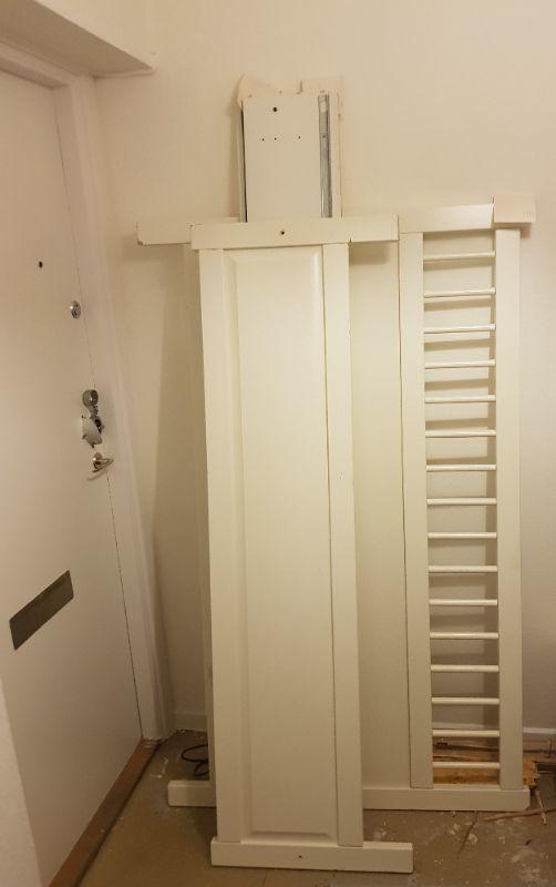 Sängstomme 160 (Ikea)