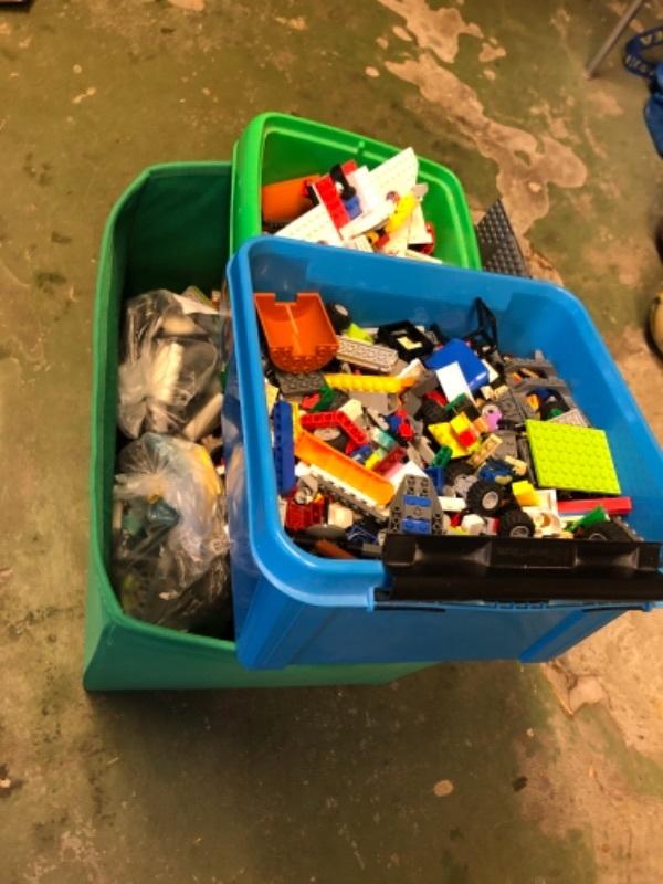 Blandat Lego