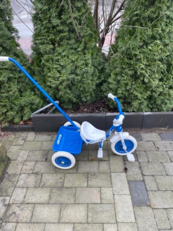 Trehjuling för barn
