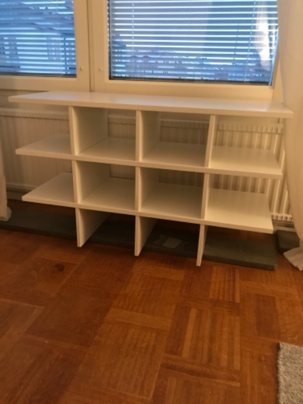 Skohylla Pax garderob IKEA