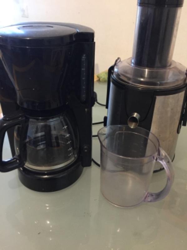 Kaffekokare / jospress