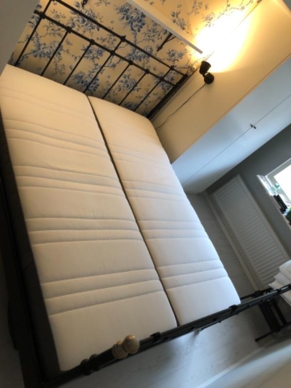 Komplett 160 säng