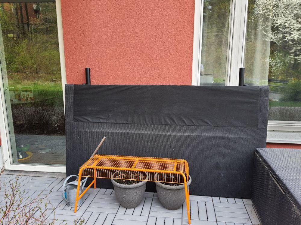 210 cm Sänggavel Fr Mio