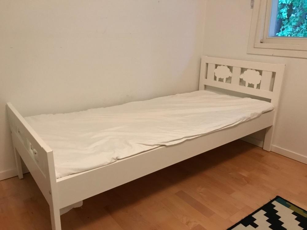 IKEA barnsäng Kritter