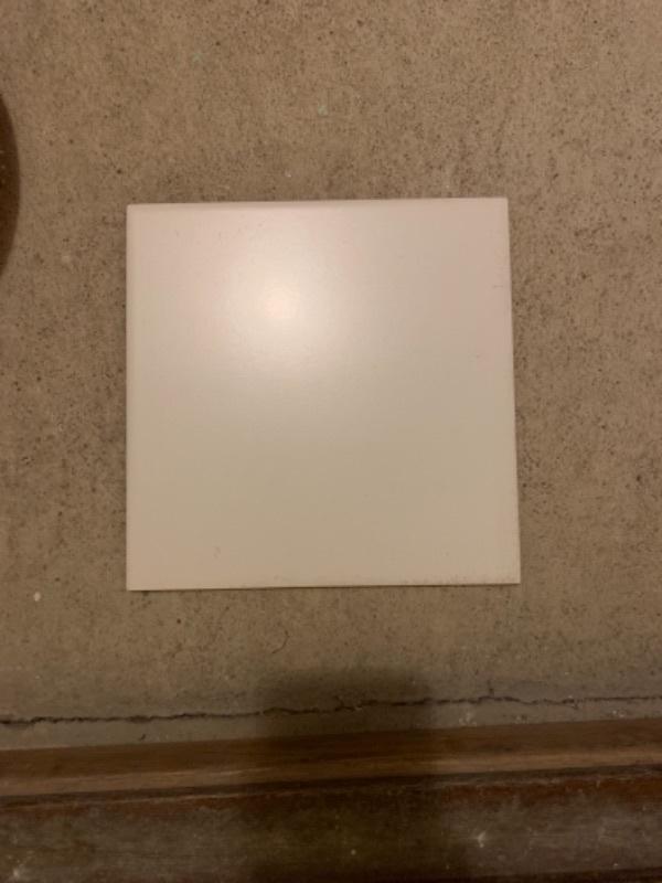 Vita kakelplattor 20x20cm