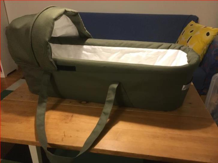 BRIO hårdlift till barnvagn