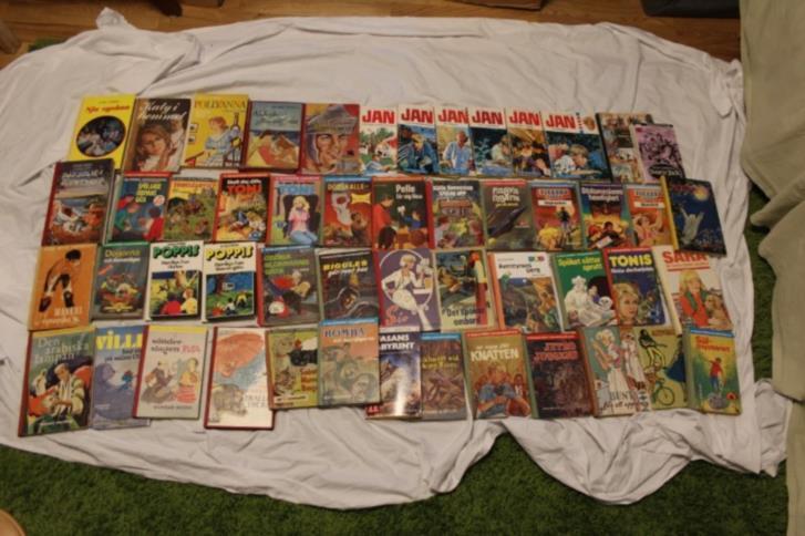Ungdomsböcker äldre