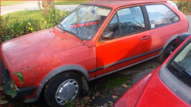 VW POLO 1985