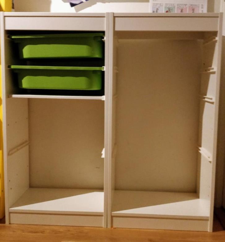 Förvaringshylla Trofast IKEA