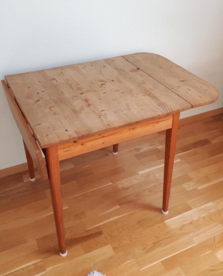 Litet matbord
