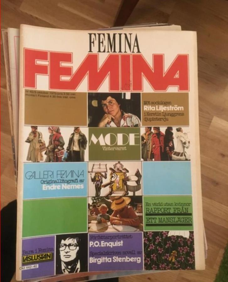 Femina 40st