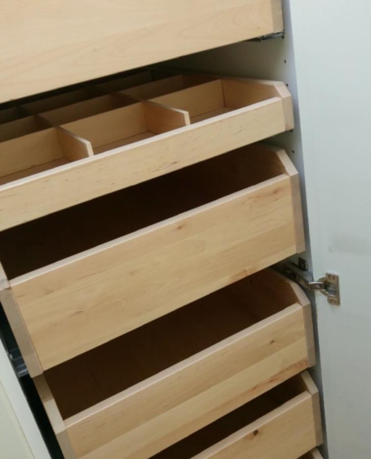 11 utdragslådan till IKEA garderob