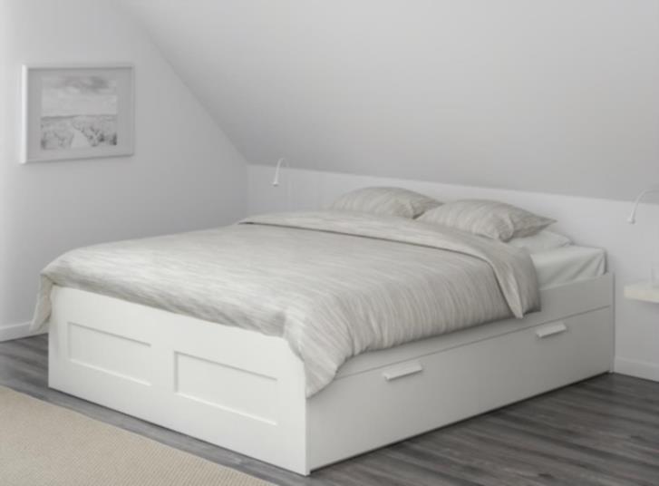 IKEA sängstomme Brimnes
