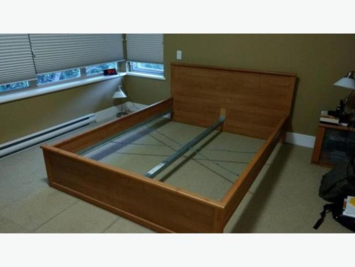 Askedal sängram 160 bred från Ikea